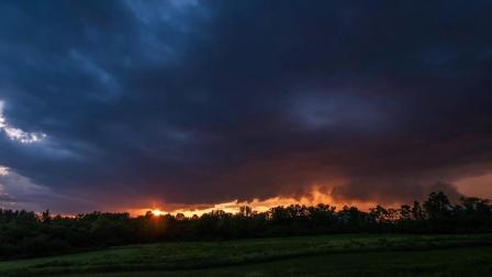 d852 高山山峰日出日落白云云朵云层变化蓝天白云延时摄影小学诗歌