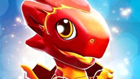 《萌龙大乱斗》01 孵化可爱的烟雾龙 恐龙养成 模拟经营游戏