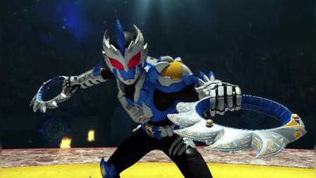 铠甲勇士:风鹰侠远程武器有点多