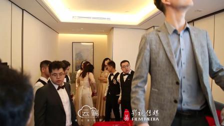 云端婚礼 一品影视传媒 江凯&邵倩 婚礼快剪