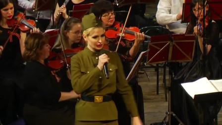 黑睛眼的哥萨克姑娘 Черноглазая казачка 娜塔莉亚·马努里克 Наталь