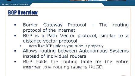 思科CCNP实施思科IP路由(ROUTE).视频教程 (76)