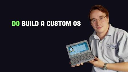 Why so many distros - The Weird History of Linux