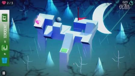 "Win10Metro游戏推荐《Poly》""疯狂的石头""——益智的空间类闯关"