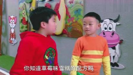 新大头儿子:大头吃核桃吃猪脑,怎么还这么笨,真是令她难受啊