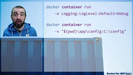 Udemy-Docker for .NET Apps - on Linux and Windows