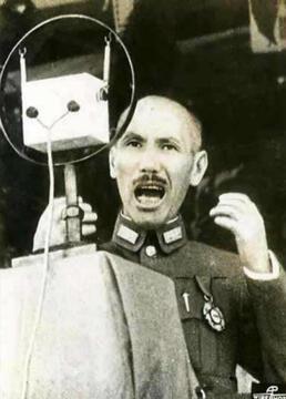 蒋介石流产的核计划剧照