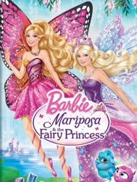 芭比之蝴蝶仙子和精灵公主系列