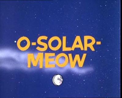 太阳系的猫叫声剧照