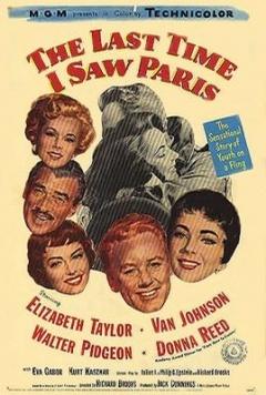 我最后一次看见巴黎剧照