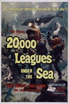 海底两万里剧照