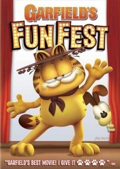 加菲猫的狂欢节剧照