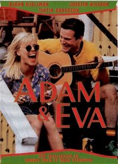 亚当和夏娃剧照