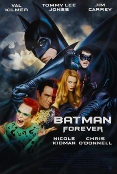 永远的蝙蝠侠剧照