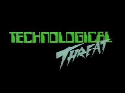 科技的威胁剧照