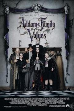 亚当斯一家的价值观剧照