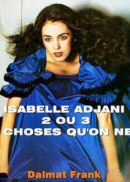 你不知道关于伊莎贝尔阿佳妮的二三事剧照
