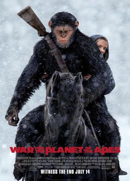 猩球崛起3:终极之战剧照