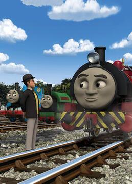 托马斯和他的朋友们第十八季剧照