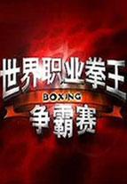 世界职业拳王争霸赛剧照