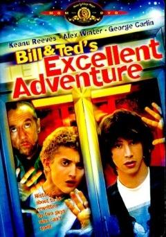 比尔和泰德历险记剧照