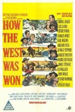 西部开拓史剧照