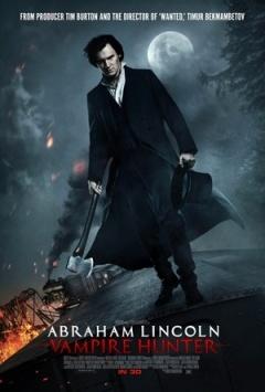 吸血鬼猎人林肯剧照