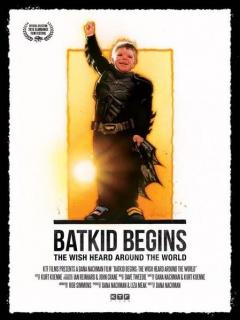 蝙蝠小子崛起:一个被全世界听到的愿望剧照
