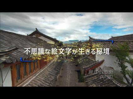 丽江旧市街-诞生东巴象形文字的秘境