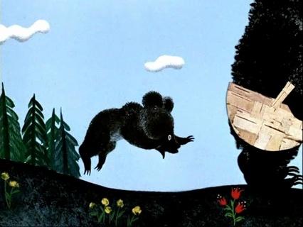 小熊瞎子剧照