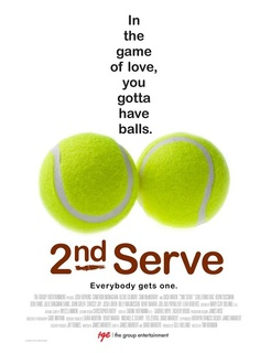 欧文的网球赛剧照