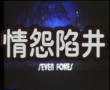 七只狐狸剧照