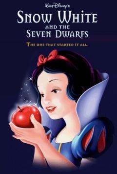 白雪公主和七个小矮人剧照