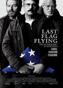 最后的旗帜剧照