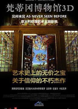 梵蒂冈博物馆3d剧照