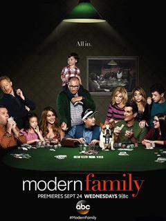 摩登家庭 第六季剧照