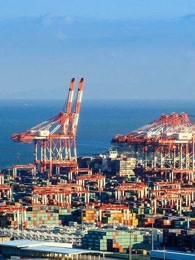 中国港口剧照