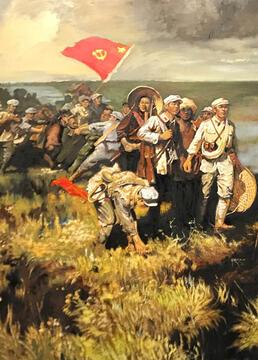 红军不怕远征难纪录片剧照