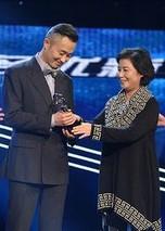 """2013名优新""""播放音员主持人颁奖典礼剧照"""