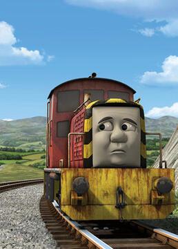 托马斯和他的朋友们第十七季剧照