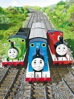 托马斯和他的朋友们 第15季