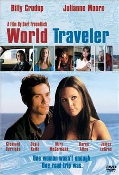 世界旅行剧照