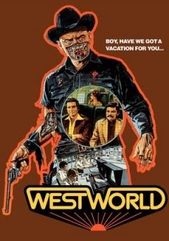 西部世界剧照