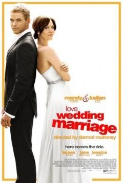 爱情、婚礼和婚姻剧照