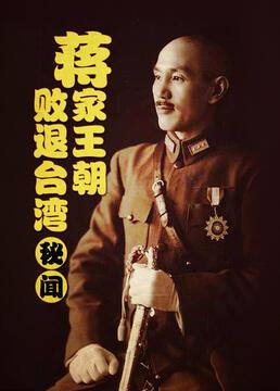 蒋介石败退台湾秘闻剧照