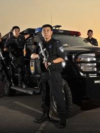 中国警察剧照