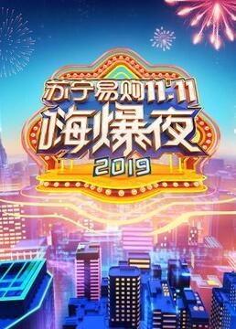 2019湖南卫视苏宁易购11.11嗨爆夜剧照