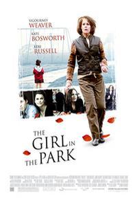 公园里的女孩