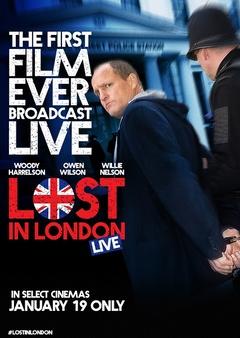 迷失伦敦剧照