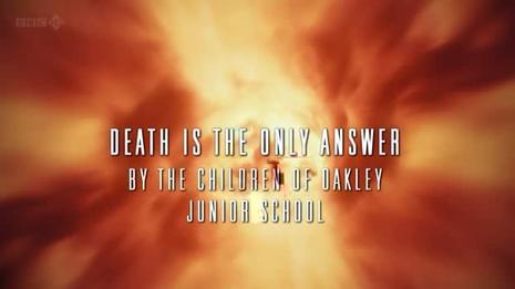 死亡是唯一的答案剧照